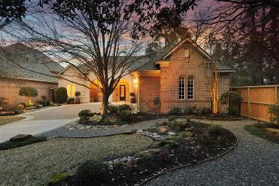 Kingwood Single Family Home For Sale: 38 Links Side Court