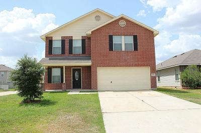 Katy Single Family Home For Sale: 3503 Denton Meadows Court