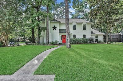Kingwood TX Single Family Home For Sale: $285,000