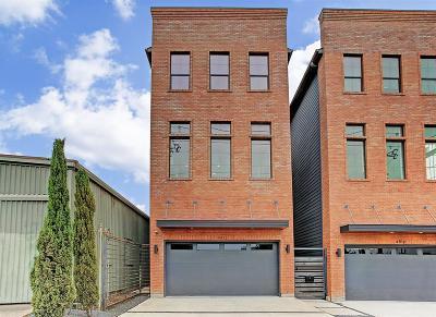 Houston Single Family Home For Sale: 4912 Larkin Street