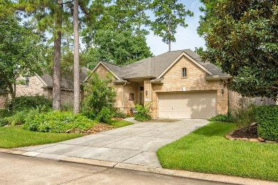 The Woodlands Single Family Home For Sale: 18 E Bellmeade Place