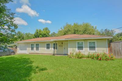 League City Single Family Home For Sale: 116 Texas Avenue