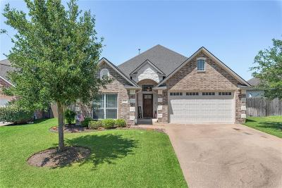 College Station Single Family Home For Sale: 131 Roucourt Loop