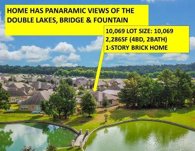 Houston Single Family Home For Sale: 18607 Heron Cove Court