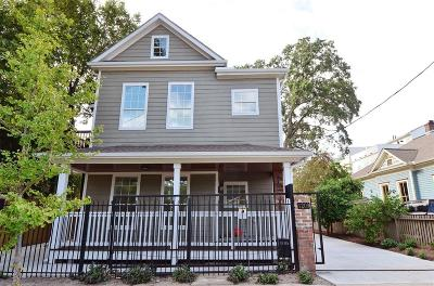 Houston Single Family Home For Sale: 1209 Shearn Street