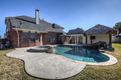 League City, League Single Family Home For Sale: 2555 Estrada Drive