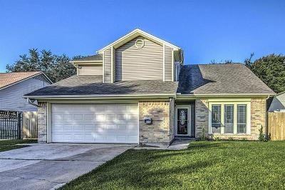 Pearland Single Family Home For Sale: 2420 Parkview Drive