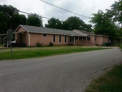 Houston Single Family Home For Sale: 317 Morris Street
