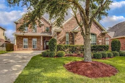 Shadow Creek Ranch Single Family Home For Sale: 13103 Shoalwater Lane