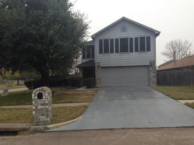 Harris County Rental For Rent: 9003 Walworth Drive
