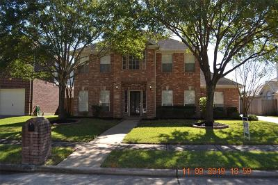 Stafford Single Family Home For Sale: 306 Saunter Drive