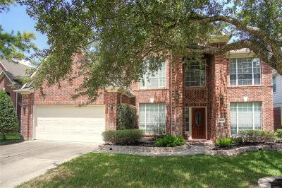 Houston Single Family Home For Sale: 18522 Berry Leaf Court