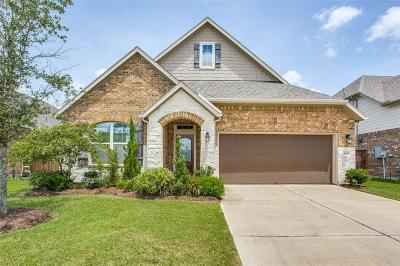 Pearland Single Family Home For Sale: 3621 Bosc Drive