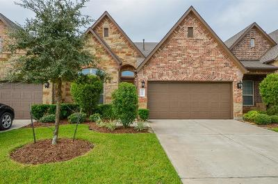 Katy TX Condo/Townhouse For Sale: $329,900