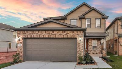 Houston Single Family Home For Sale: 9827 Mountain Chestnut Road