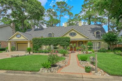 Houston Single Family Home For Sale: 6031 Coral Ridge Road