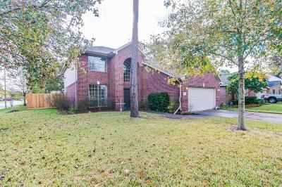 Humble Single Family Home For Sale: 19803 Water Point Trail