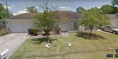 Houston Single Family Home For Sale: 6004 Balbo