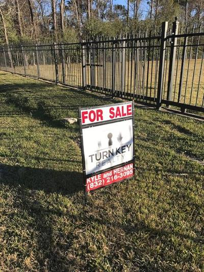 Houston Residential Lots & Land For Sale: Gault Road