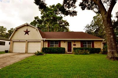 Houston Single Family Home For Sale: 14007 Kimberley Lane