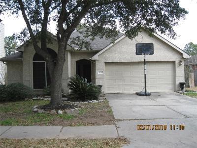 Cypress Single Family Home For Sale: 18218 Cobblestone Drive