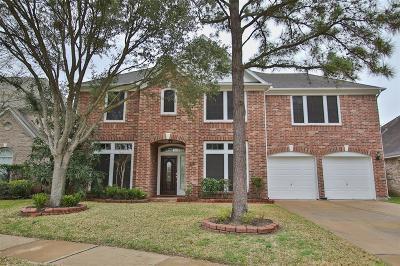Single Family Home For Sale: 8814 Dawnblush Lane