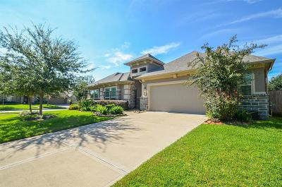 Richmond Single Family Home For Sale: 21331 Winding Path Way