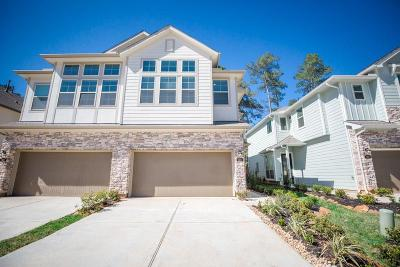 Conroe Condo/Townhouse For Sale: 194 Moon Dance Court