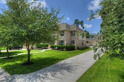 Conroe Single Family Home For Sale: 2510 Eagle Post Drive
