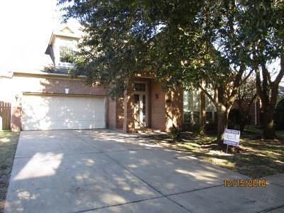 Missouri City Single Family Home For Sale: 2711 Five Oaks Drive