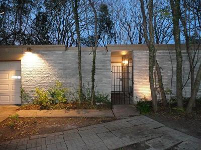 Houston TX Single Family Home For Sale: $184,500