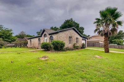 League City Single Family Home For Sale: 1802 Cardinal Drive Drive