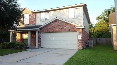 Houston Rental For Rent: 11926 Taylor Leigh Lane