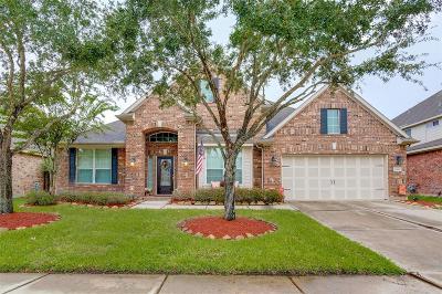 Richmond TX Single Family Home For Sale: $339,000