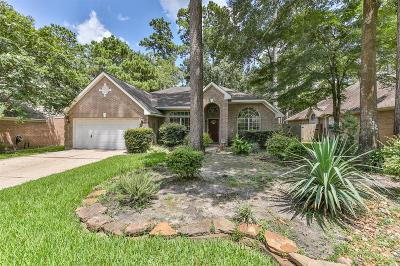The Woodlands Single Family Home For Sale: 123 W Stockbridge Landing Circle