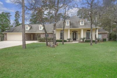Montgomery Single Family Home For Sale: 11608 King Edward Court