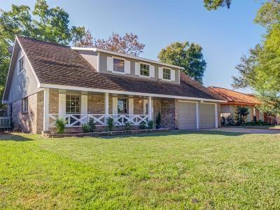 Seabrook Single Family Home For Sale: 1865 El Mar Lane
