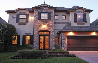 Bellaire Single Family Home For Sale: 4812 Wedgewood