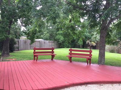 Spring Single Family Home For Sale: 20703 Riviere Lane
