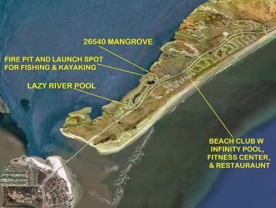 Galveston Condo/Townhouse For Sale: 26540 Mangrove Drive #303