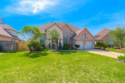 Missouri City Single Family Home For Sale: 3411 Sunset Field Lane