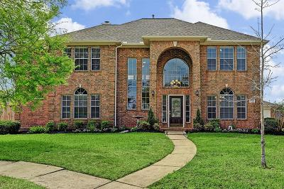 Friendswood Single Family Home For Sale: 2006 Pebble Lane