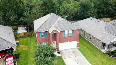Kingwood Single Family Home For Sale: 2705 Sandberry Drive