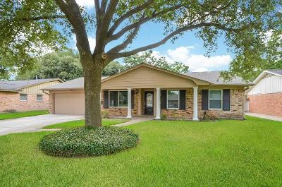Houston Single Family Home For Sale: 2307 Lazybrook Drive