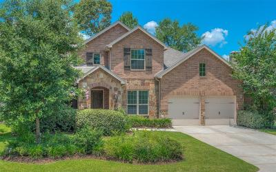 Montgomery Single Family Home For Sale: 115 Kinderwood Trail