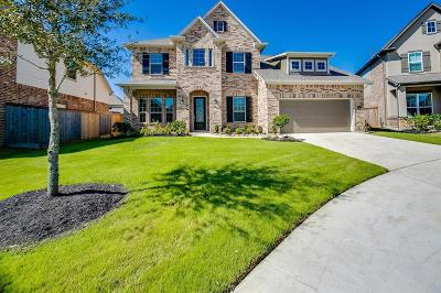 Richmond Single Family Home For Sale: 2215 Hermina Radler Drive