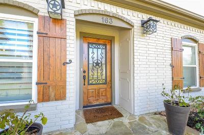Sugar Land Single Family Home For Sale: 163 Azalea Street