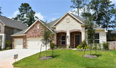 Conroe Single Family Home For Sale: 2010 Brookmont Drive