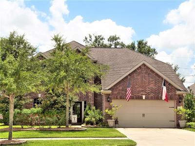 Rosenberg Single Family Home For Sale: 6011 Carnaby Lane