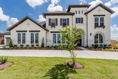 Fulshear Single Family Home For Sale: 28018 Starlight Harbor Lane
